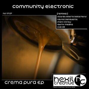 Community Electronic 歌手頭像