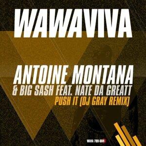 Antoine Montana & Big Sash feat. Nate Da Greatt 歌手頭像