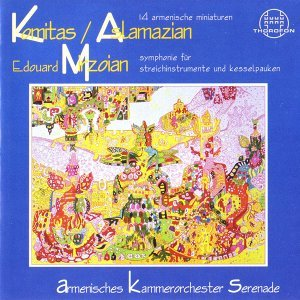 Armenisches Kammerorchester Serenade / Edouard Topchian 歌手頭像