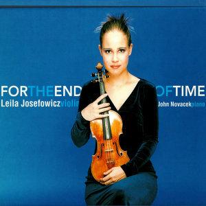 Leila Josefowicz, John Novacek 歌手頭像