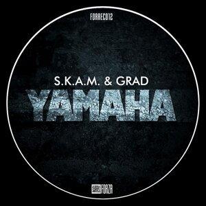 S.K.A.M., Grad 歌手頭像