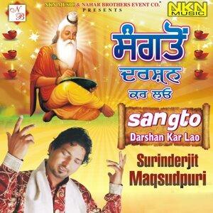 Surinderjit Maqsudpuri 歌手頭像