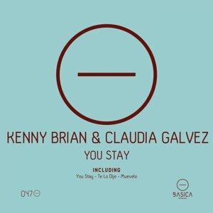 Kenny Brian, Claudia Galvez 歌手頭像