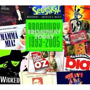 Broadway Today: Broadway 1993-2005 歌手頭像
