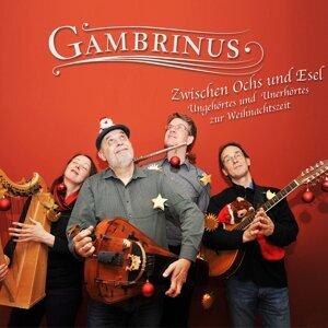 Gambrinus 歌手頭像