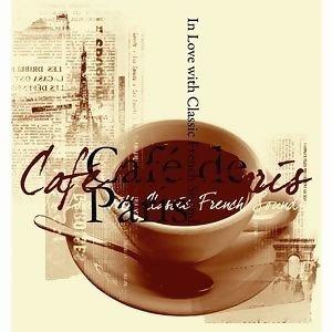 Café de paris (巴黎天空咖啡館) 歌手頭像