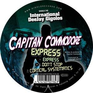 Capitan Commodore 歌手頭像