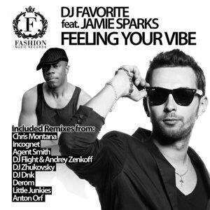DJ Favorite feat. Jamie Sparks 歌手頭像