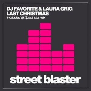 DJ Favorite & Laura Grig 歌手頭像