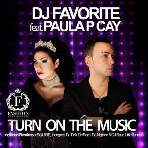 DJ Favorite feat. Paula P'Cay 歌手頭像
