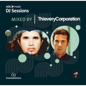 AOL Music DJ Sessions Mixed by Thievery Corporation 歌手頭像
