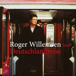 Roger Willemsen アーティスト写真