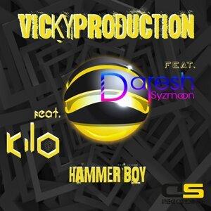 Vickyproduction, Kilo, Daresh Syzmoon 歌手頭像