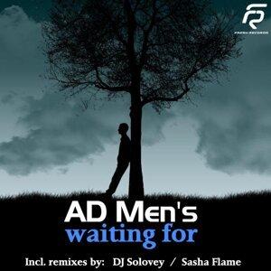 AD Men's 歌手頭像