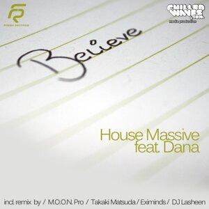 House Massive feat. Dana feat. Dana 歌手頭像