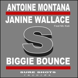 Antoine Montana & Janine Wallace feat. Mc Kali 歌手頭像