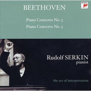 Rudolf Serkin, New York Philharmonic, Leonard Bernstein 歌手頭像