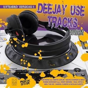 Deejay Use Tracks 2009/10 (Nov09) 歌手頭像