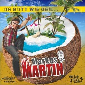 Markus Martin 歌手頭像