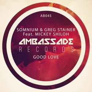 Somnium, Greg Stainer 歌手頭像