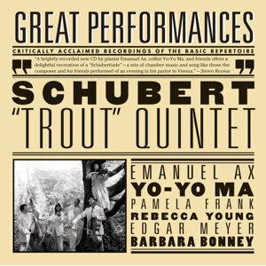 Barbara Bonney, Emanuel Ax, Yo-Yo Ma, Rebecca Young, Edgar Meyer, Pamela Frank 歌手頭像