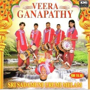 Sri Sadamuni Urumi Melam アーティスト写真