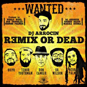 DJ Arrocin 歌手頭像