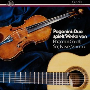 Paganini Duo 歌手頭像