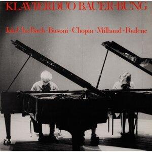 Klavierduo Bauer-Bung 歌手頭像