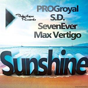 PROGroyal, S.D., SevenEver & Max Vertigo 歌手頭像