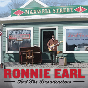 Ronnie Earl & The Broadcasters