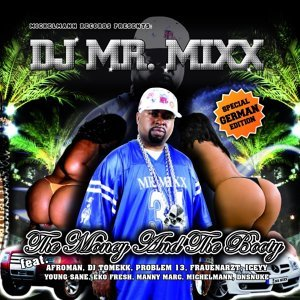DJ Mr Mixx 歌手頭像