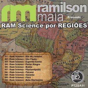 Ramilson Maia pres. Ram Science & Ran Science 歌手頭像
