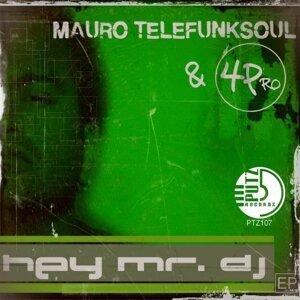 Mauro Telefunksoul & 4PRO 歌手頭像