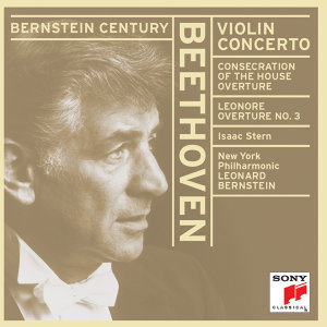 Leonard Bernstein, Isaac Stern, Lucas Foss, New York Philharmonic 歌手頭像