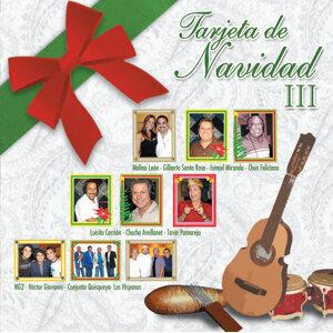 Tarjeta de Navidad III アーティスト写真