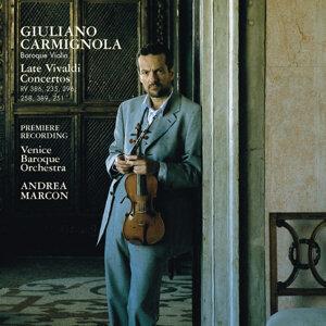 Giuliano Carmignola, Venice Baroque Orchestra, Andrea Marcon 歌手頭像
