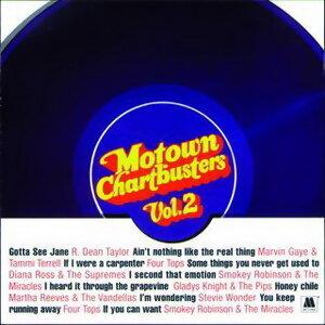 Motown Chartbusters Vol 2 歌手頭像