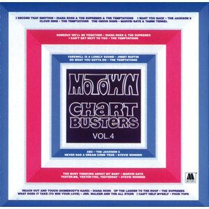 Motown Chartbusters Vol 4 歌手頭像