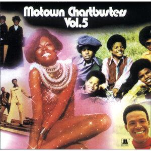 Motown Chartbusters Vol 5 歌手頭像