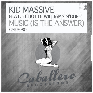 Kid Massive featuring Elliotte Williams N'Dure