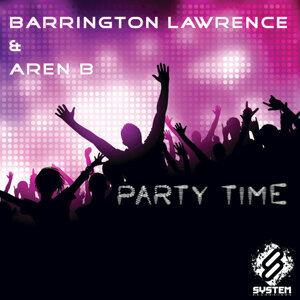 Barrington Lawrence, Aren B, Barrington Lawrence, Aren B 歌手頭像