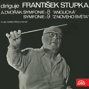 Czech Philharmonic Orchestra, František Stupka 歌手頭像