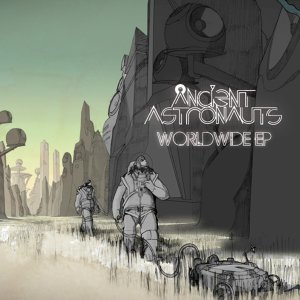 Ancient Astronauts 歌手頭像