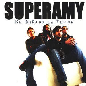 Superamy アーティスト写真