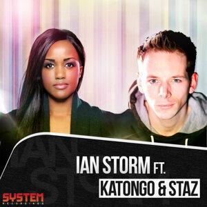 Ian Storm feat. Katonga & Staz, Ian Storm 歌手頭像