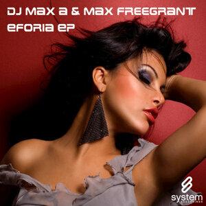 DJ Max-A & Max Freegrant 歌手頭像