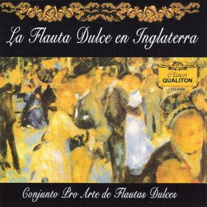 Conjunto Pro Arte De Flautas Dulces de Buenos Aires 歌手頭像