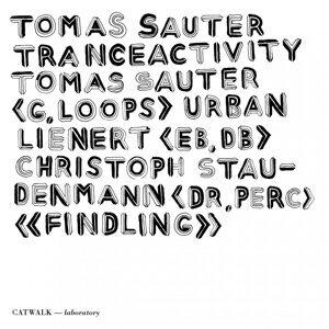 Tomas Sauter, Tomas Sauter Tranceactivity, Urban Lienert & Christoph Staudenmann 歌手頭像