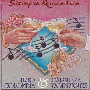 Trio Colombia, Carmenza Rodriguez 歌手頭像
